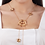 Thumbnail: O.H. V Gold Sautoir