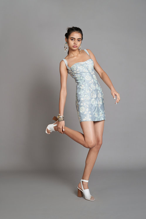 Cloud Blue Dress