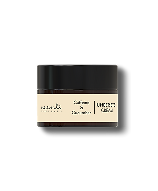 Caffeine & Cucumber Under Eye Cream