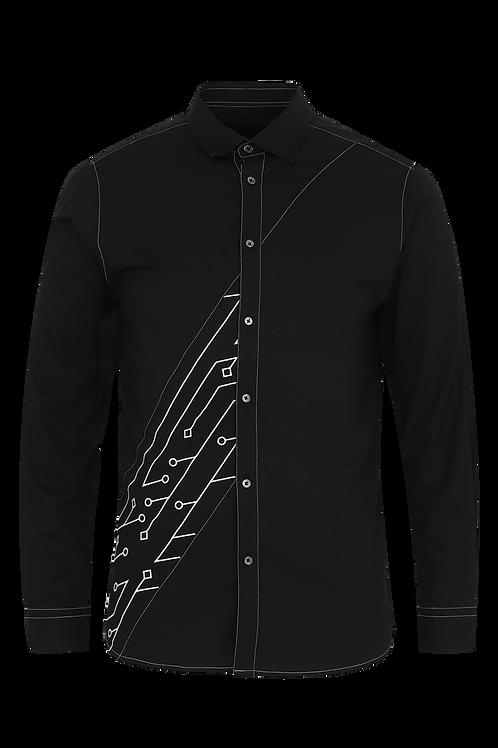 Black Analogue Shirt