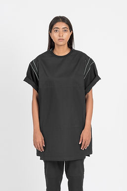 Black Axis Tunic