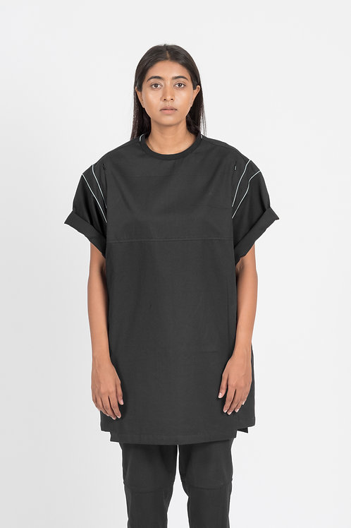 Black Axis Tunic