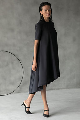 Black Aika Dress