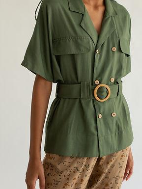Sage Green Shirt