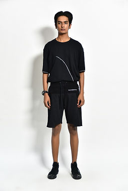 Black Active Shorts