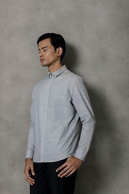 Blue Luan Shirt