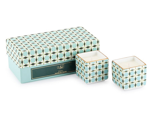 Zeal set of 2 Candle