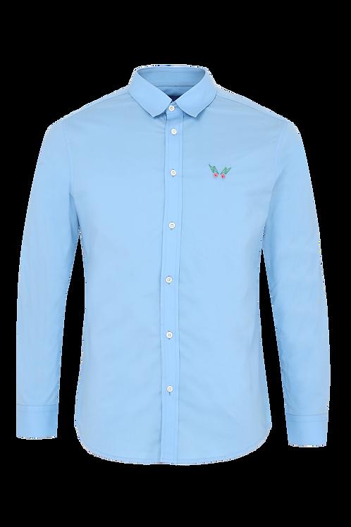 Blue Noo Shirt