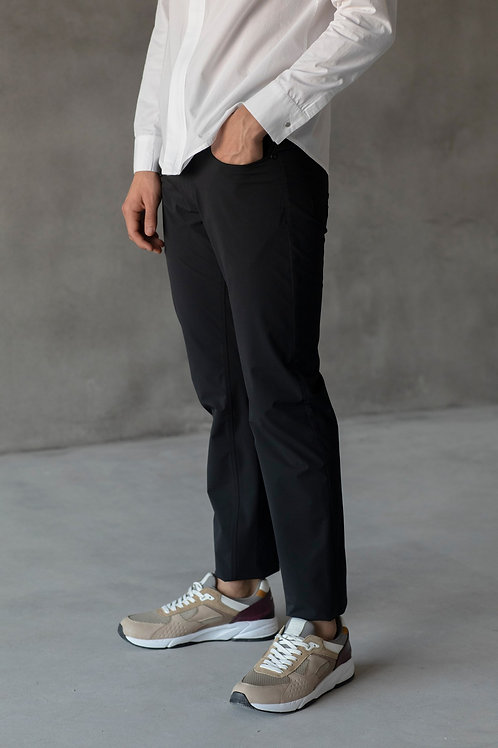 Black Pascal Pants
