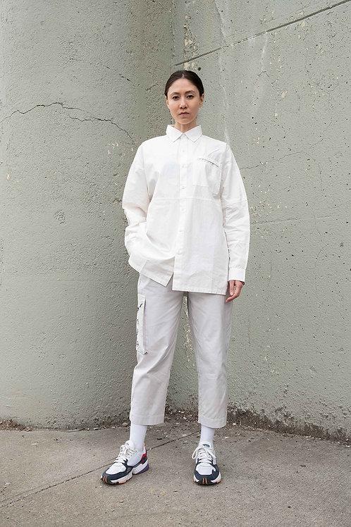 White Space Debris Shirt