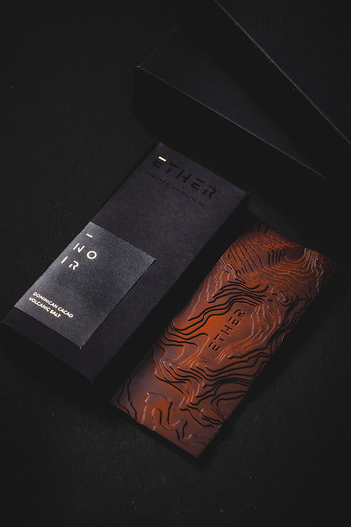 70% Dark Dominican Cacao Volcanic Salt Chocolate Bar