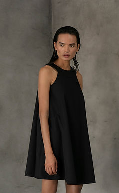 Black Wakumi Dress
