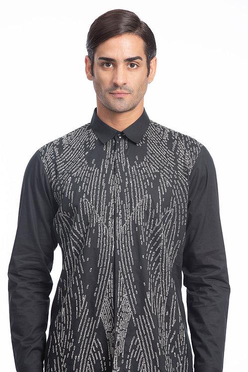 Black Interstellar Shirt