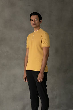 Yellow Hardy T-Shirt