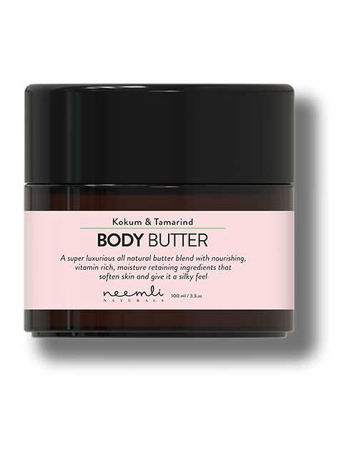 Kokum & Tamarind Body Butter