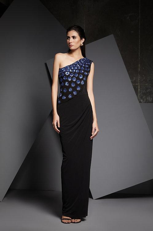 Black Statement Gown