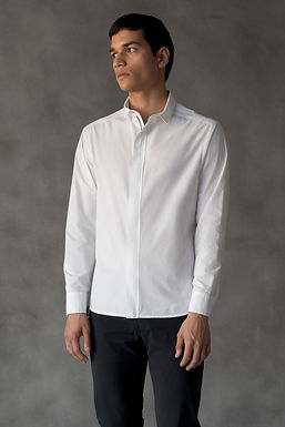 White Luan Shirt