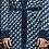 Thumbnail: Blue Printed Robe