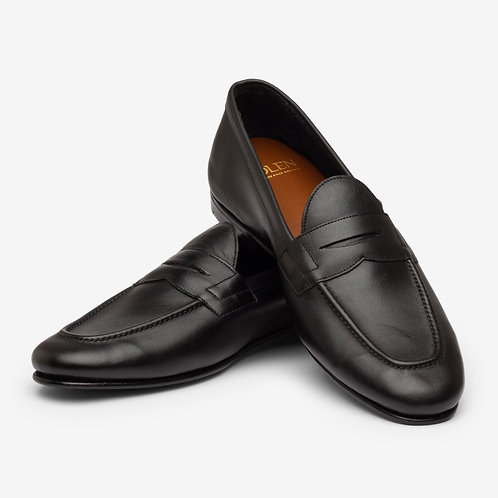 Black Unlined Loafers