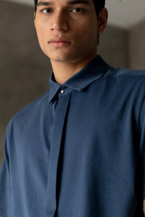 Blue Oshin Shirt