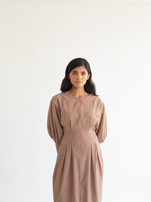 Blush Shaft Dress