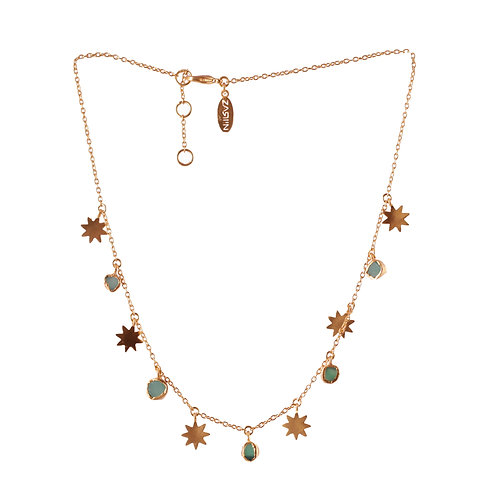 Stars of Dreams Necklace