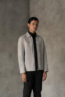 Grey Lucas Jacket