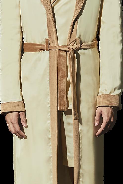 Beige Robe
