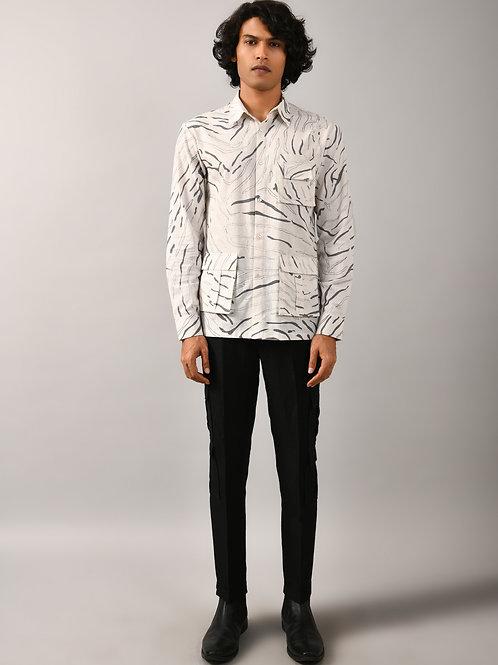 Ivory Terrain Maize Safari Shirt