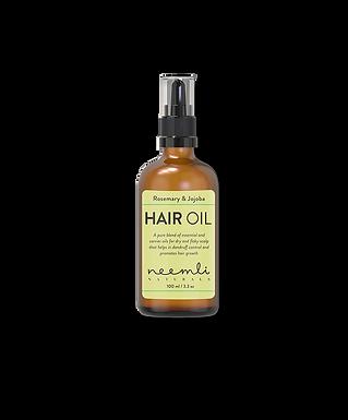 Rosemary & Jojoba Hair Oil
