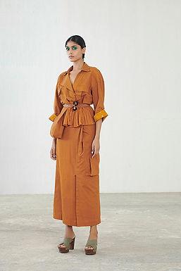 Tan Skirt