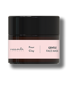 Four Clay Gentle Face Mask