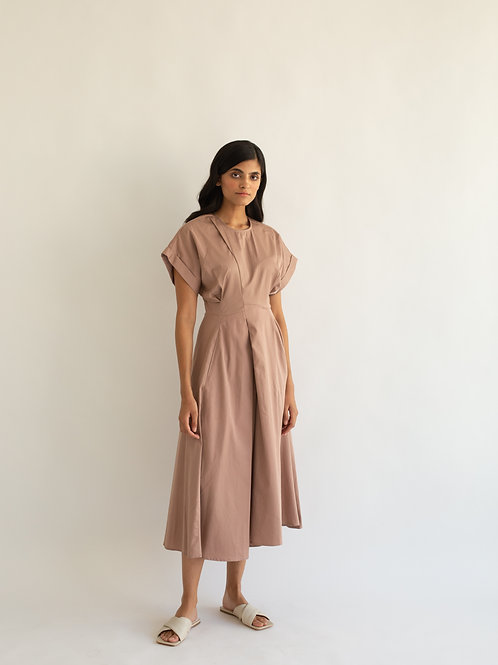 Blush Crew Dress