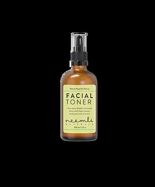 Witch Hazel & Vetiver Facial Toner