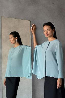 Blue Matchi Shirt