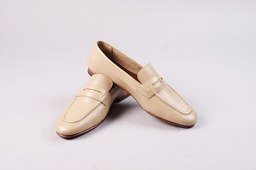 Toffeau Unlined Loafers