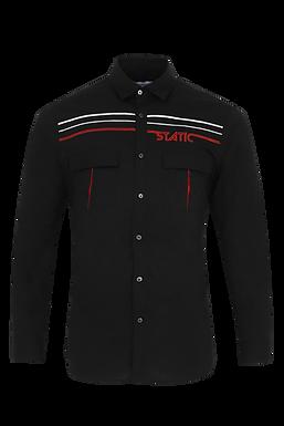 Black Static Shirt