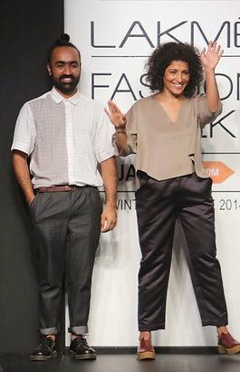 Designers Amrita Khanna and Gursi Singh