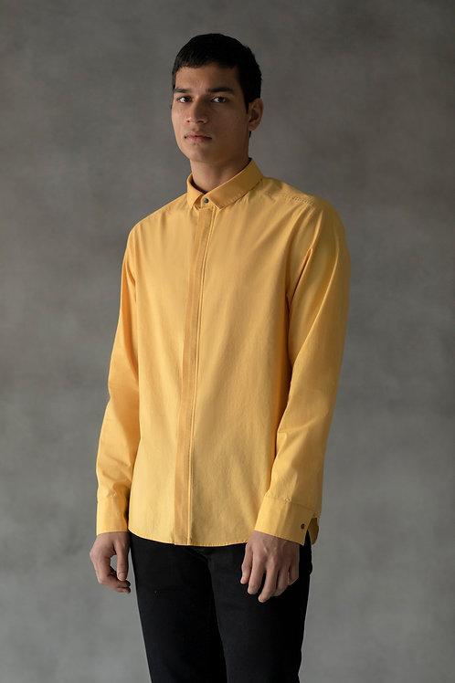 Yellow Luan Shirt