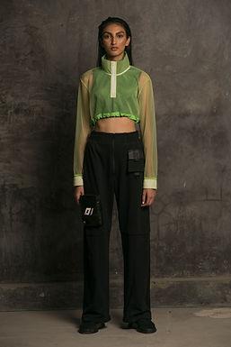 Black Utility Pants
