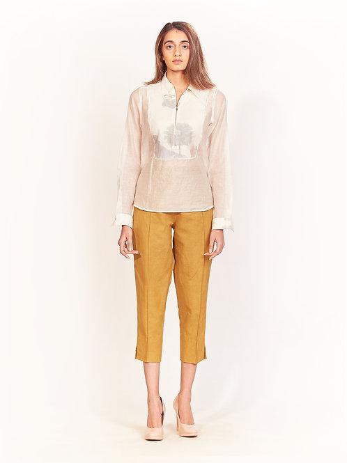 Mustard Basic Trouser