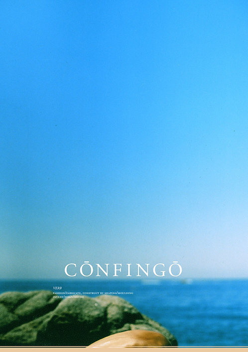 Confingo #4 (UK) SOLD OUT