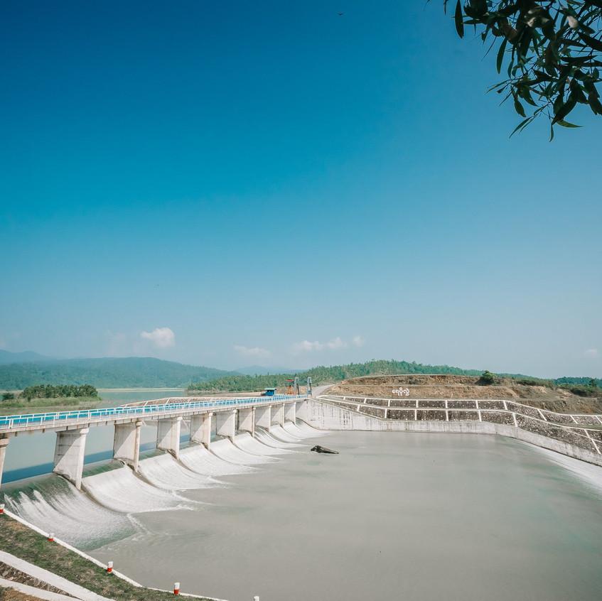 Ya Za Gyo Dam