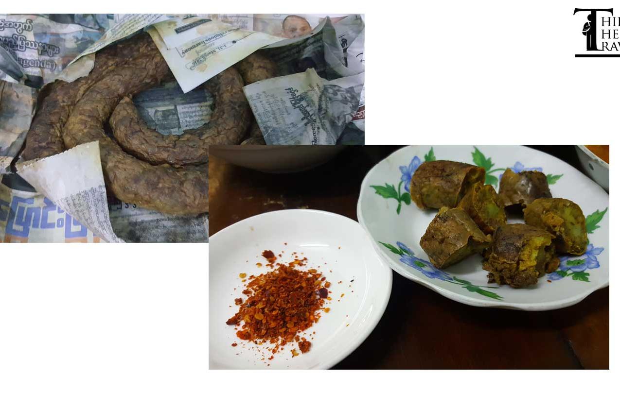 Kayah Sausage