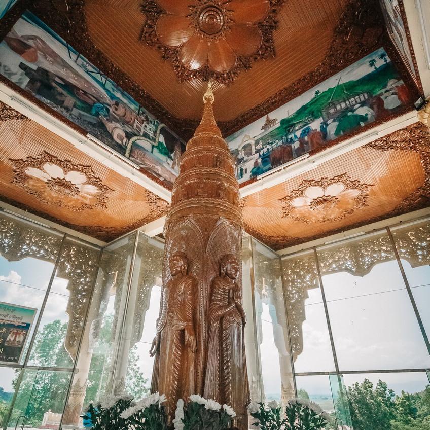 ရေဆန်ကျွန်းဘုရား