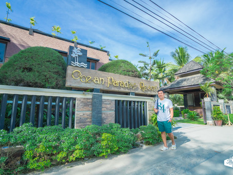 ငွေဆောင်မှာ တည်းဖို့ Ocean Paradise Resort