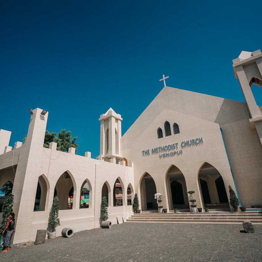 မက်သဒစ်ဘုရားကျောင်းတစ်ခု