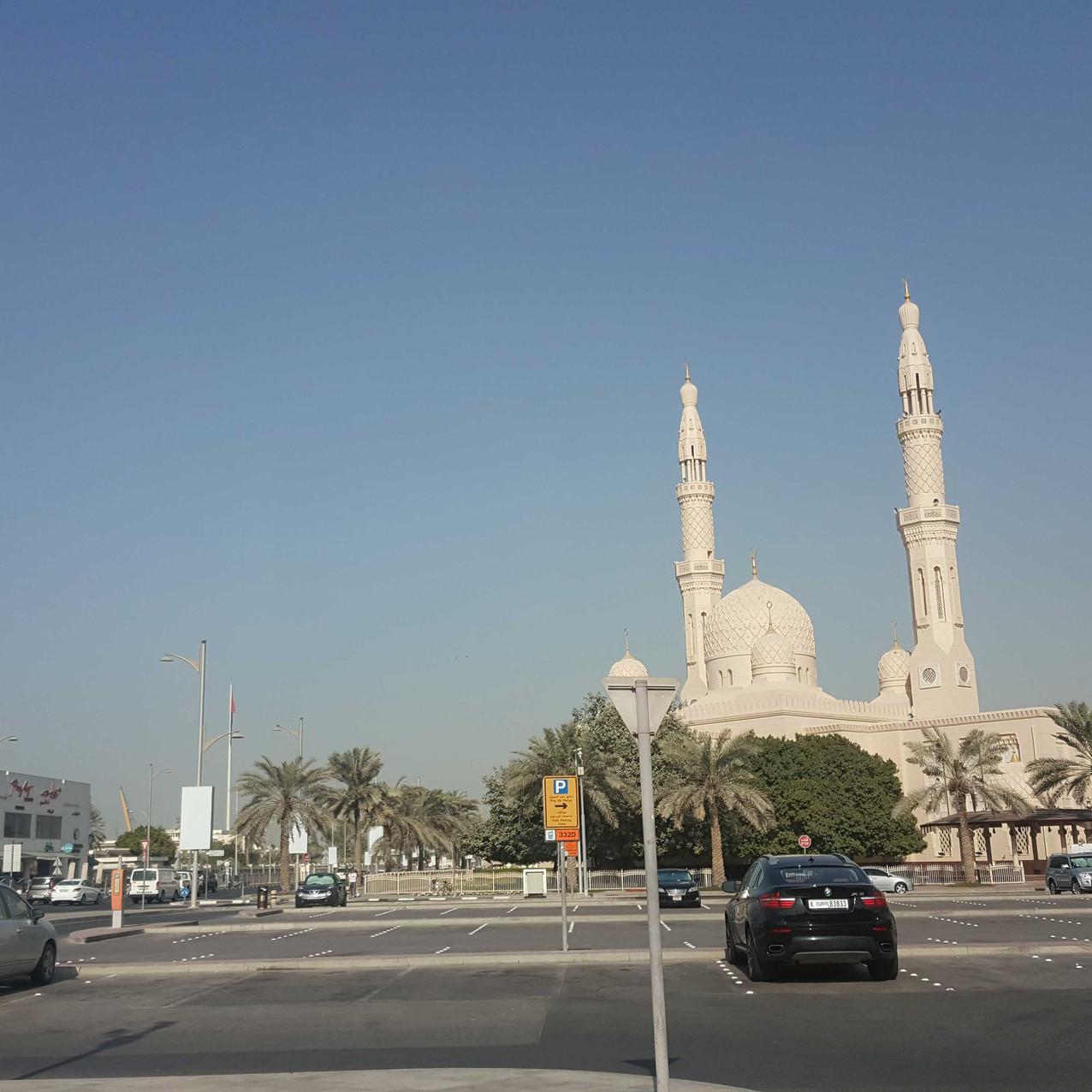 heikh Zayed Grand Mosque Center