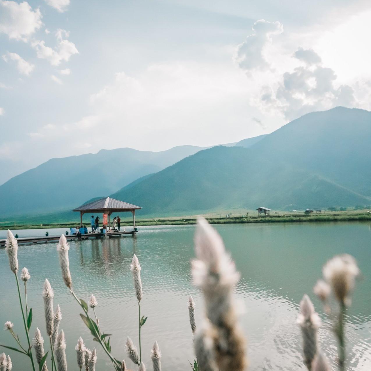 King Solomon Fish Lake