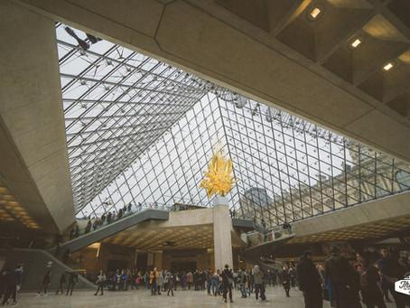 ပြင်သစ်နိုင်ငံ က Louvre ပြတိုက် ကို ခရီးသွားစရာမလို Online ကနေ အခမဲ့ လေ့လာနိုင်